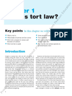 What is Tort Law.pdf