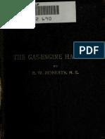 Gas Engine Hand Book