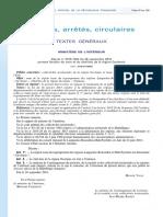 Décret fixation nom Occitanie