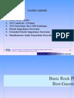 Basic Rock Physics Gassman