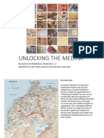 Unlocking the Medina- Research Experiences in Morocco- University of Cape Town- Architecture Masters Class 2014