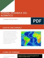 Dorsal Oceanica Del Altantico