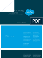 Salesforce Partner Guidelines