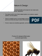 Nature & Design