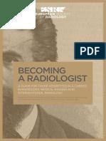 ESR 2014 Becoming a Radiologist Broschuere Web