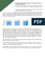 Las Características Que Presentan Las Reacciones Redox Para Ser Tenidas en Cuenta en La Utilización de Pilas o Acumulaciones Energéticos
