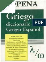 Diccionario Sopena (II) Griego - Español. Sopena.pdf