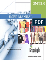 Copy of GMT5.0 User Manual