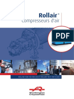Documentation Commerciale ROLLAIR 150E 220 Et 150V 240V