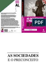 Augusto Kengue Campos - As Socieddaes e o Preconceito Racial (2015) - Baixar (1)