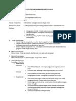 RPP hubungan manusia dengan bumi 1.docx