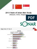 State of Asian Men Survey