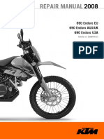 2008 690Enduro Repair Manual