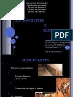 Micropilotes