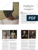 Article on Michael Borremans