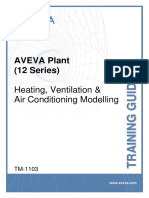 TM-1103 AVEVA Plant (12 Series) HVAC Modelling Rev 3.0