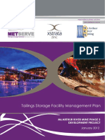 Appendix E1 - Tailings Storage Facility (TSF) Management Plan.pdf