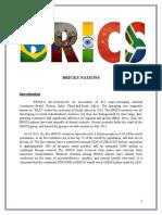 BRICS Nations