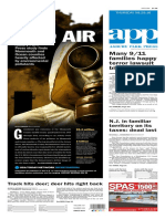 Asbury Park Press front page Thursday, Sept. 29 2016