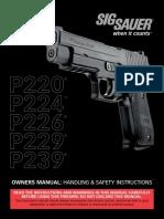 SIG Classic pistols Manual.pdf