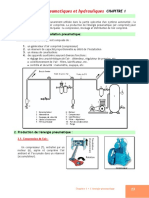 Ch21 Les Actionneurs Pneumatiques Et Hydrauliques