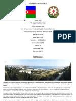 FINAL Presentation Azerbaijan