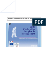 Guide Plan de Developpement