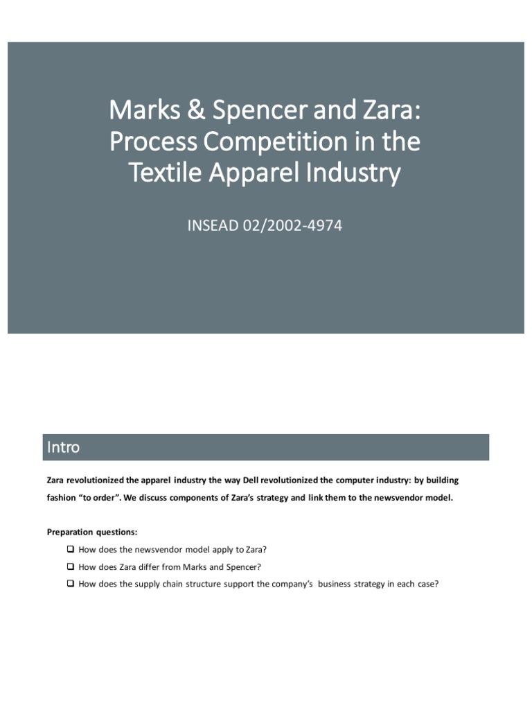 zara supplier relationship Zara's information system zara must also have a good relationship with supplier by paying debts zara information system can help identify the.