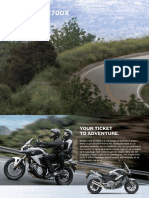 Brochure Nc700xc