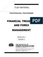 5. Financial, Treasury and Forex Management