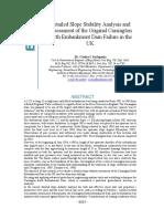 earth embankment dam failure-slope stability analysis.pdf