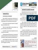 Boletin PP El Gastor Junio 2013