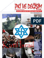 Tepki ve Değişim Dergisi 30. sayı