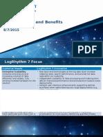 LogRhythm7 Overview