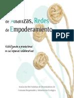Redes de Alianzas, Redes de Empoderamiento
