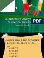Math Civil Service Post Test 2015