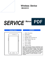 Sm-g531h Service Manual