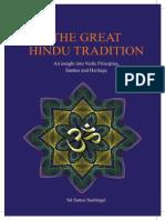 GreatHinduTredition-SharmaSasthri