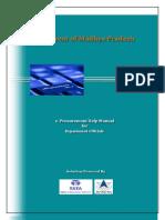 E Procur TrainingManual