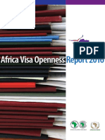 Africa Visa Openness Report 2016