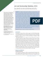 Cancer Treatment and Survivorship Statistics, 2016.pdf