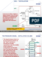 Pressure Vessel - Columns - Animate