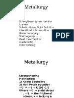 Metallurgy TUV