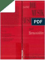 Wolf, Erich - Harmonielehre - Front & Back
