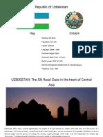 FINAL Presentation Uzbekistan