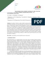Articulo J.G. Valdes - Interaccion Fluido-estructura