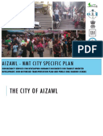 Aizawl_City Specific Plan
