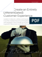 ATK_How to Create Entirely Differentiated Customer Experience