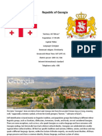 Presentation Georgia