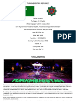 Presentation Turkmenistan
